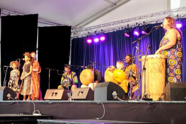 Tichawona Noble Mashawa african music brisbane