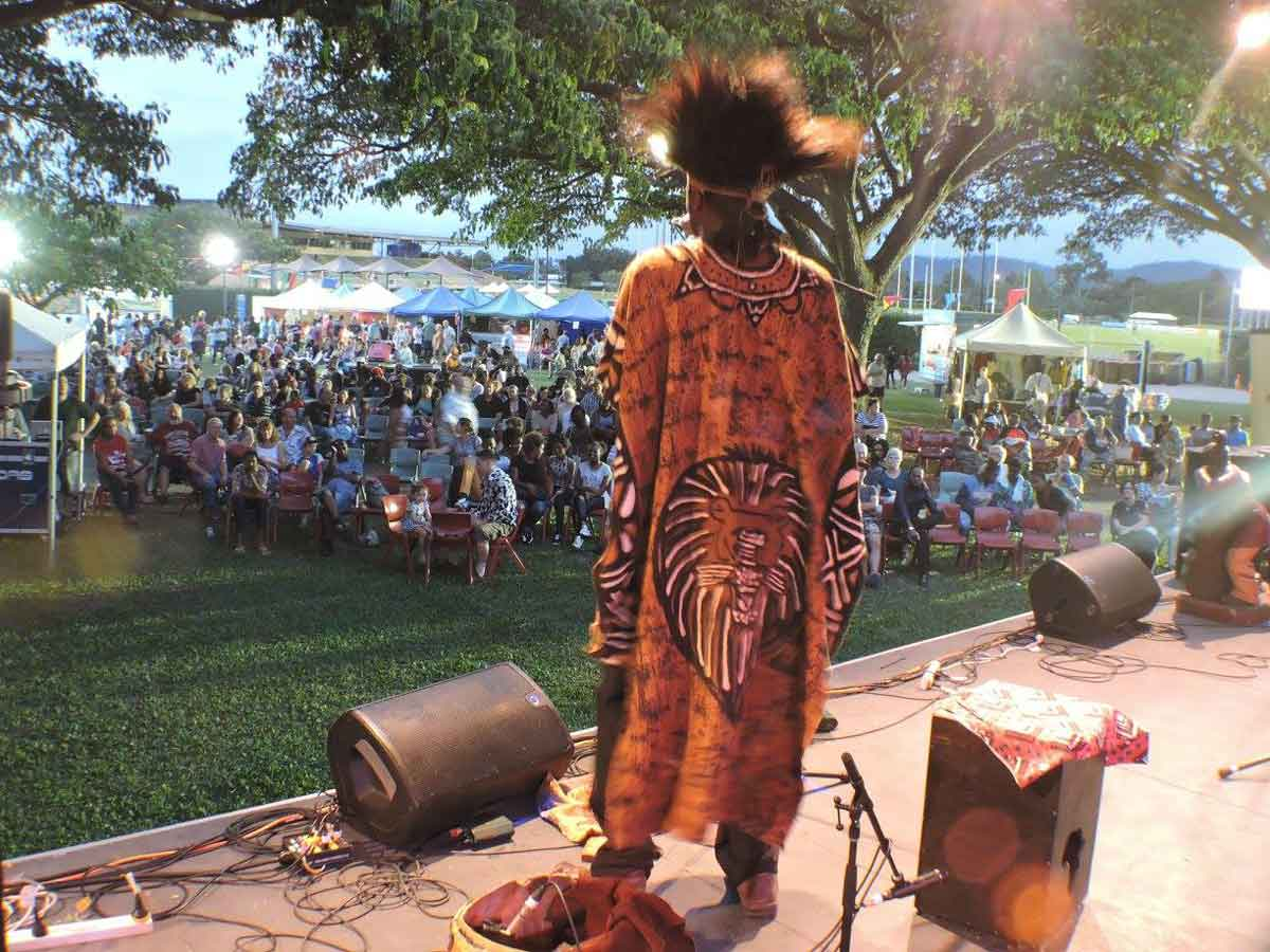 African festival Townsville